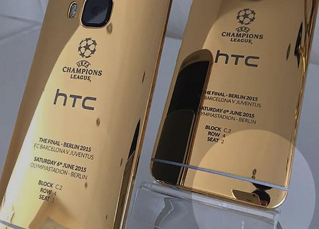 Ketika Foto Promo HTC Dipotret Menggunakan Iphone