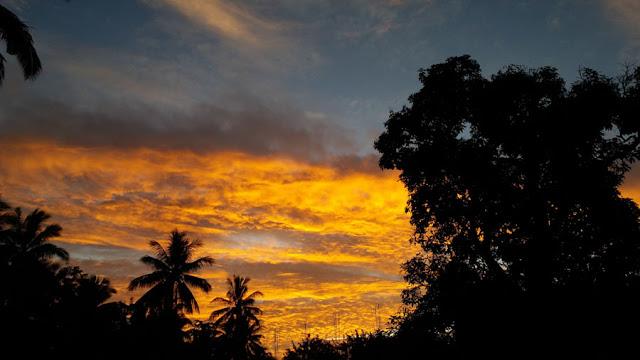 Tips Memotret Sunset Dengan Smartphone