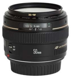 50mm f-1.4 USM