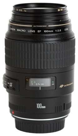 Canon 100mm f-2.8 USM non L