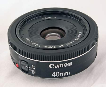Canon EF 40mm f-2.8