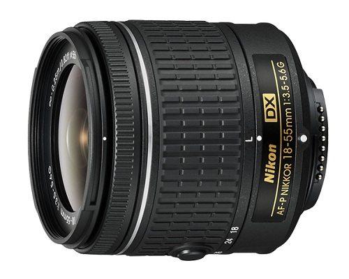 Nikon AF-P 18-55mm versi non VR